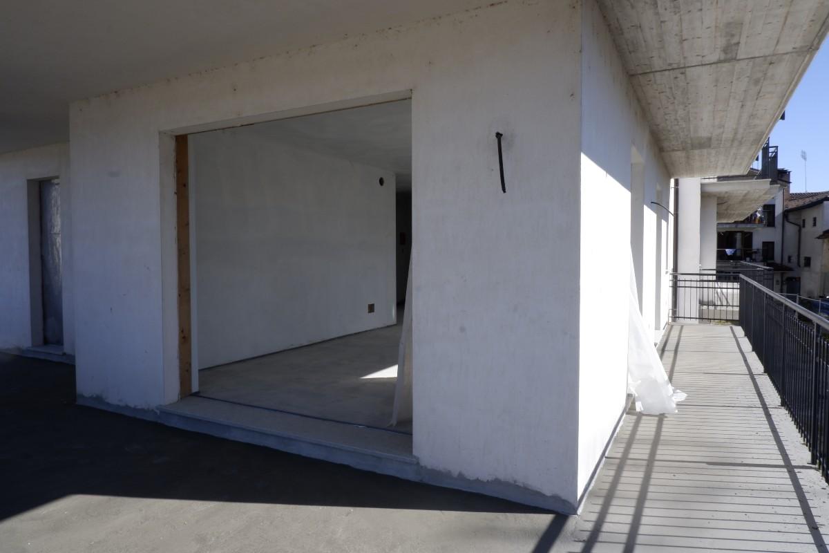vista esterna appartamenti Beinette