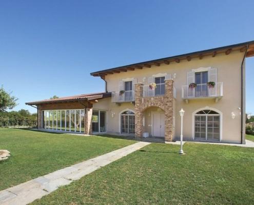 realizzazione villa residenziale privata